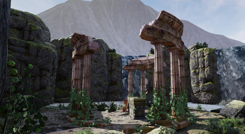 Ruins by Seth Wolford